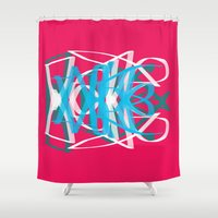 dope Shower Curtains featuring Dope by Wilson Davalos