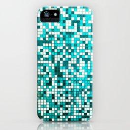 Pool Tiles iPhone Case