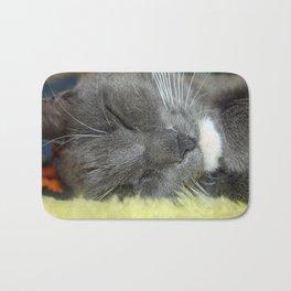 Cat Nap Bath Mat