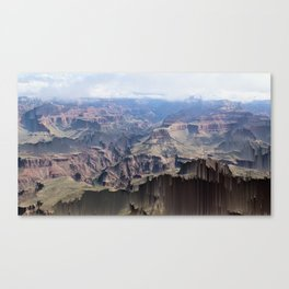 The End of the World as we know it Canvas Print