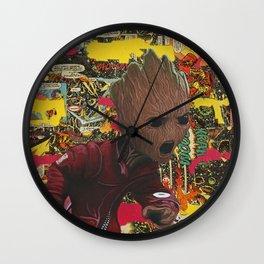 Baby Guardian Wall Clock