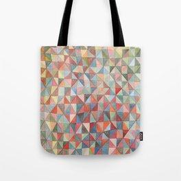 TRIANGULATE Tote Bag