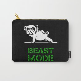 Beast Mode Pug Carry-All Pouch