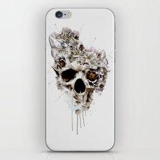 Skull Castle II iPhone Skin