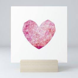 Heart No.1 Mini Art Print