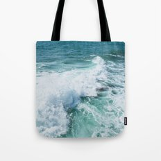 The Wave. Tote Bag