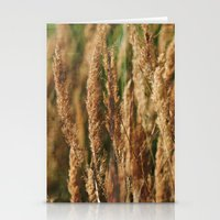 grass Stationery Cards featuring grass by Artemio Studio
