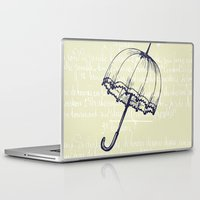 umbrella Laptop & iPad Skins featuring Umbrella by Mr & Mrs Quirynen