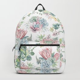 AMAZING SUCCULENTS Backpack