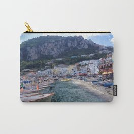 Island of Capri, Italy Carry-All Pouch