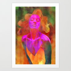 MUSE 1 Art Print