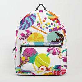 Lollipops Backpack