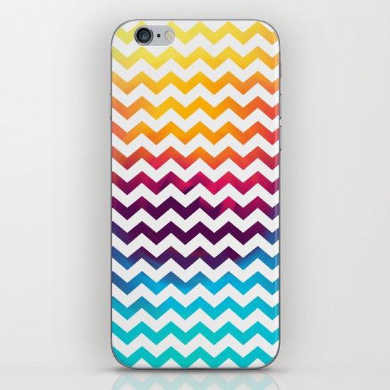 Rainbow Zoon iPhone Skin