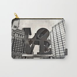 Love Park Dark Carry-All Pouch