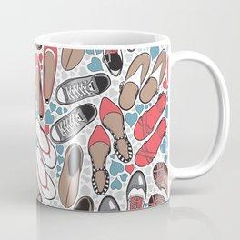 Shoe lover tattoos Coffee Mug
