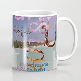 Tulum in Type Coffee Mug