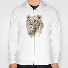 A Lion :: Without Pride Hoody