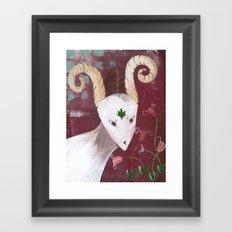 Peace-Bhoomie Framed Art Print