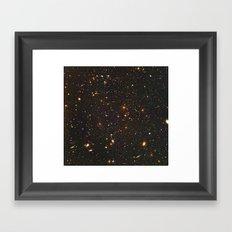 Hubble Framed Art Print