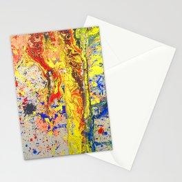 NYC Background 5 Stationery Cards