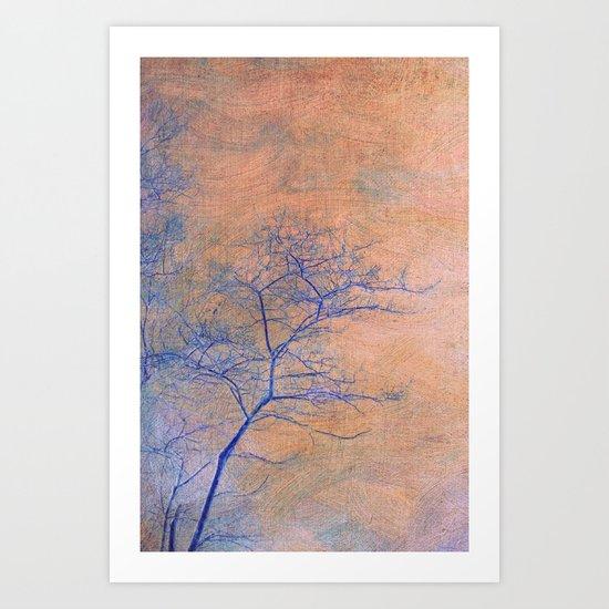 albero Art Print