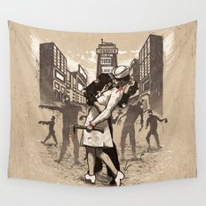 Zombies Wall Tapestry