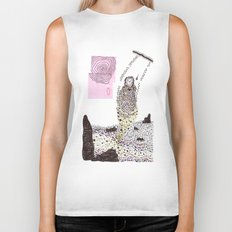 Girl Swinging Biker Tank
