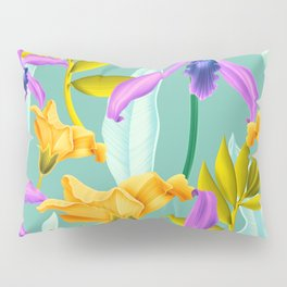 Tropical overload Pillow Sham