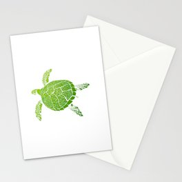 Sea Turtle! Stationery Cards