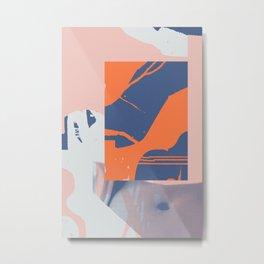 Via Haŭto Metal Print