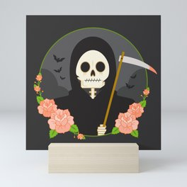 Reaper Mini Art Print