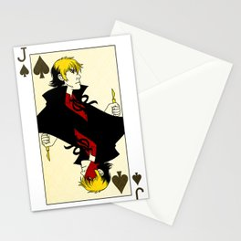 Jack of all Trades Stationery Cards
