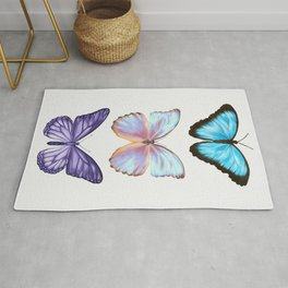Dreamy Butterflies Rug