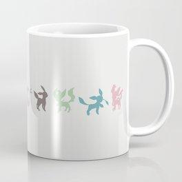 Eeveelution Coffee Mug