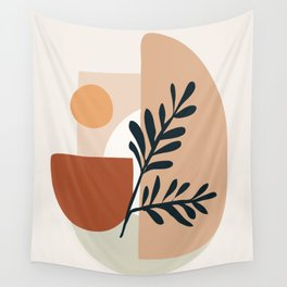 Geometric Shapes Wall Tapestry