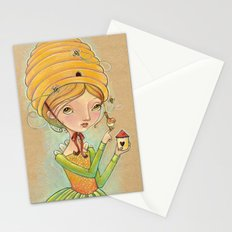 The Only Bee in My Bonnet Stationery Cards