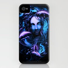 Ocean of Secrets Slim Case iPhone (4, 4s)