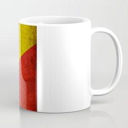 grunge retro background 2 Coffee Mug