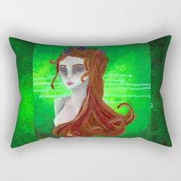 Spring Nymph 1 Rectangular Pillow