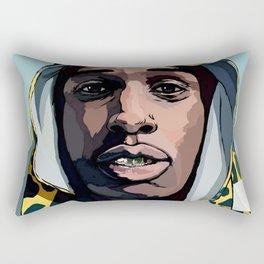 ASAP ROCKY---ARTWORK Rectangular Pillow
