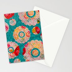 Diamond Doily Stationery Cards