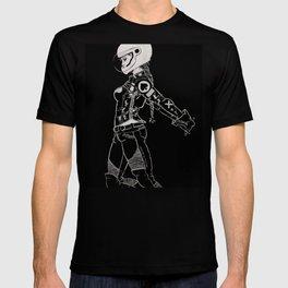 Ton-Up Chick T-shirt
