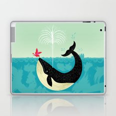 The Bird and The Whale Laptop & iPad Skin