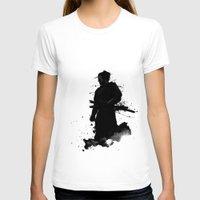 samurai T-shirts featuring Samurai by Nicklas Gustafsson