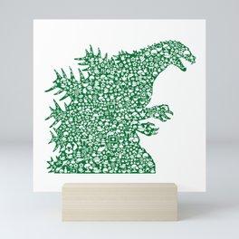 Japanese Monster Mini Art Print