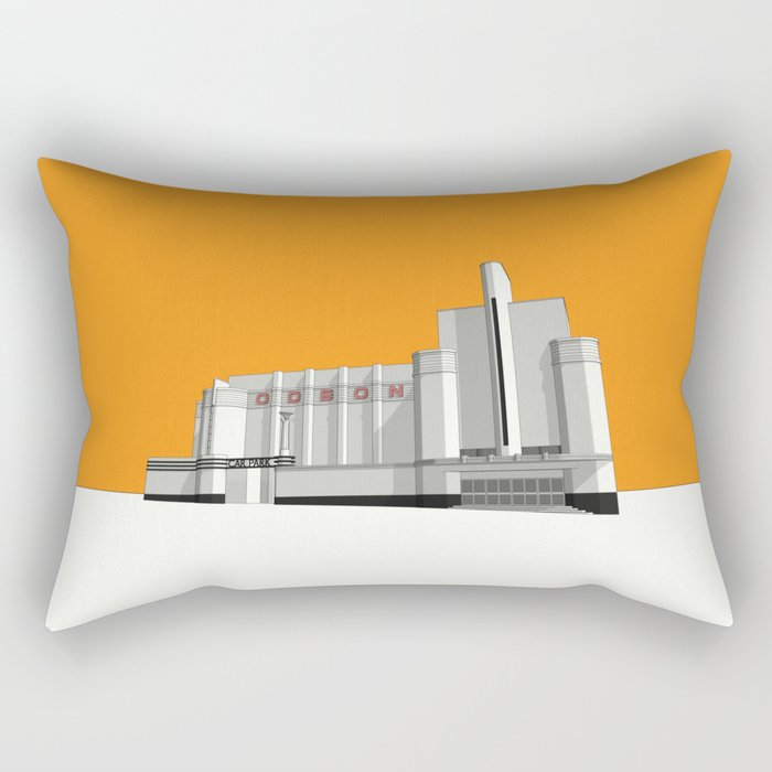 ODEON Woolwich Rectangular Pillow