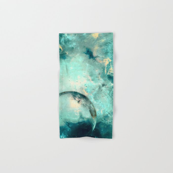 Planets Discovery Hand & Bath Towel