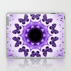 All things with wings (purple) Laptop & iPad Skin
