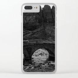 Atreyu Long Live Dan Jacobs Art piece Clear iPhone Case