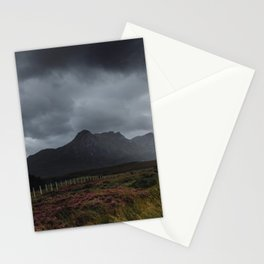 Moody Highlands Stationery Cards